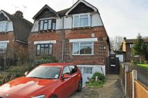 semi detached home for sale in 240 Maidstone Road...