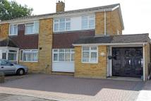 3 bedroom semi detached home in Brier Road...