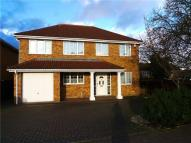 4 bed Detached house in Rowan Close...