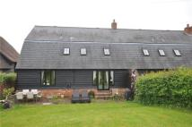 4 bedroom semi detached property to rent in The Old Barn, Wood Hall...