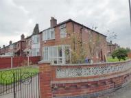 semi detached home in Parrs Wood Road...
