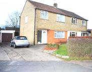 3 bed semi detached home to rent in Leys Road...