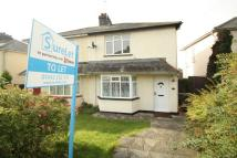 2 bedroom semi detached property in Sunmead Road, Old Town...