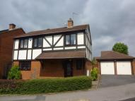Detached house in Stanbrook Road, Monkspath