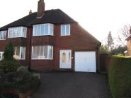 1 bedroom Ground Flat to rent in Bradbury Road, Solihull...