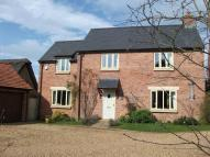 4 bed Detached property for sale in Ford Bank, Great Easton...