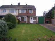 3 bed semi detached property in Newtown Road, Uppingham...