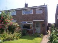 semi detached home for sale in Lammas Close...