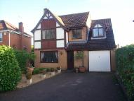 5 bedroom Detached house for sale in Jay Close, Oakham...