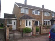 3 bed semi detached house in Sherrard Close...