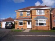 4 bedroom Detached property for sale in Hambleton Close, Oakham...