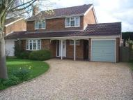 4 bedroom Detached home in Jasper Road, Oakham...