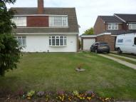 semi detached house for sale in PARLAUNT ROAD