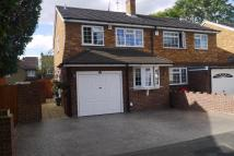 3 bedroom semi detached home for sale in Greenfern Avenue, SLOUGH...
