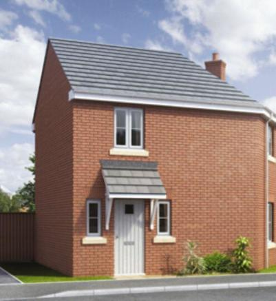 3 Bedroom Terraced House For Sale In Redrow Homes New