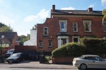 semi detached house in Handsworth Wood Road...