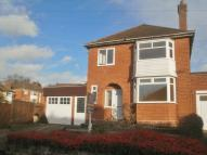 Detached property in Senneleys Park Road...