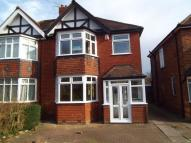 semi detached home to rent in Wake Green Road, Moseley...