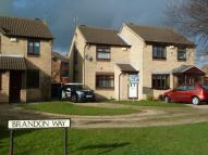 semi detached property in Brandon way Kingswood...