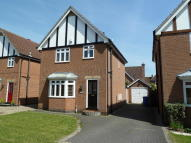 Detached home to rent in Berkshire Close, Beverley