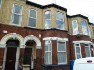 Terraced house in Heathcote Street...