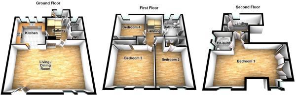 3 smallbrook house,