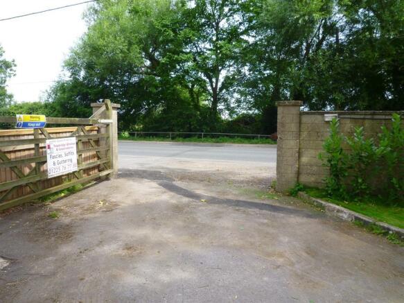 Entance Gate