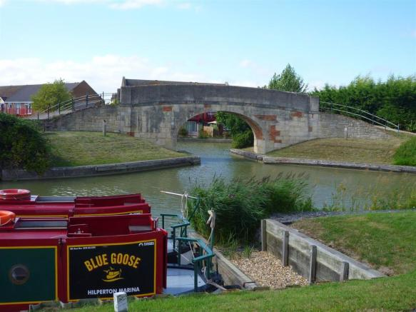 Close to Canal Walks