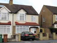 semi detached house in Park Lane, Wallington...