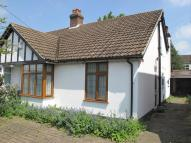 2 bed Semi-Detached Bungalow to rent in Rotherfield Road...