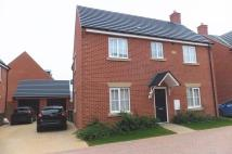 4 bed Detached home in Venus Way, Cardea...