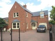 4 bed Detached house for sale in Church Lane, Crowland...