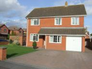 4 bedroom Detached house in The Chantry, Rooksbridge...