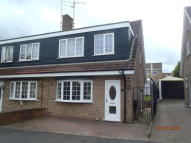 semi detached home to rent in Station View, Shirebrook...