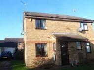 2 bed semi detached home for sale in Belfry Close...