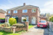 Stockbridge Road semi detached property for sale