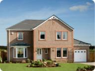 4 bed new home for sale in Priory Grange, Inchture...