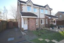 3 bedroom semi detached home in Crockett Place, Falkirk...