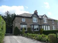 3 bed semi detached property in North Esk Road, Edzell...