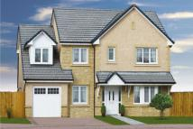 5 bed new property for sale in (the Torridon) Alloa...