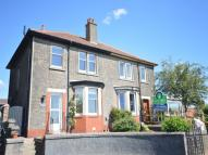 4 bed semi detached property in Kings Drive, Kinghorn...