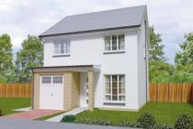 4 bed new home for sale in Burngreen Brae Stirling...