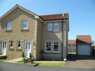 3 bed semi detached home in Wemyss Avenue, Blairhall...