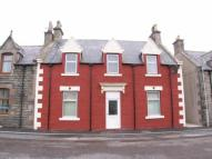 semi detached home in Cliff Street, Buckie...