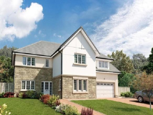 5 bedroom detached house for sale in murieston gait livingston eh54 eh54