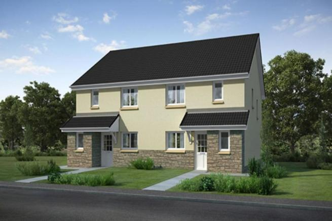 3 bedroom semi detached house for sale in seven wells east calder livingston eh53 eh53