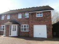 3 bed semi detached property for sale in Chaucer Road, Workington...