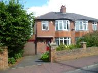 3 bed semi detached house in Balliol Gardens...