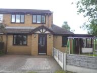 3 bedroom semi detached home for sale in Corless Fold, Astley...
