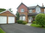 4 bed Detached house for sale in Holmebrook Drive...